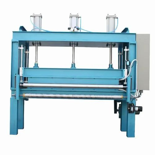 1mm Fabric Embossing Machine