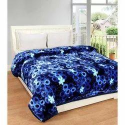 Blue Mink Blankets