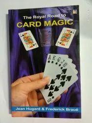 Royal Road to Card Magic Book - by Jean Hugard
