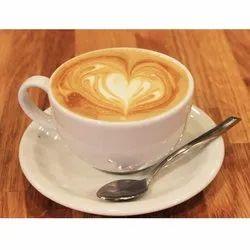Brown Creamy Cappuccino Coffee