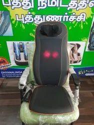 Car Black Seat Massager