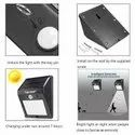 Solar Powered Light with 20 Led
