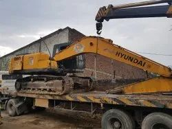 Used Spare Parts of Excavator Hyundai R-210