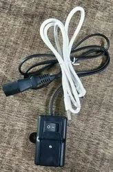 2.5 Plastic DC MOBILE CHARGER, 12 AH, SHP-05