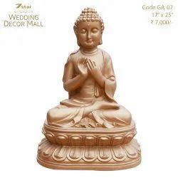 GA07 Fiberglass Buddha Sculpture