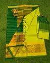 Kollam Pattu Saree