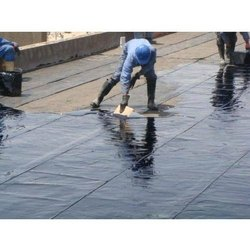 Corporate Office Roof Water Proofing