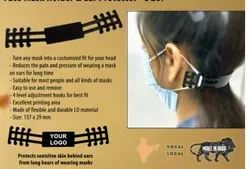 FACE MASK HOLDER AND EAR PROTECTOR