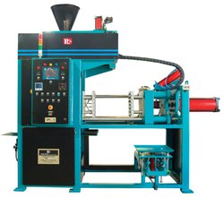 VPL 5 Horizontal Cold Box Core Shooter Machine