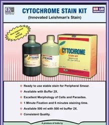 Cytochrome Stain Kit with Buffer 2X - HE831