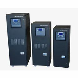 Automatic Greater Than 95% Air Cooled Three Phase Servo Voltage Stabilizer