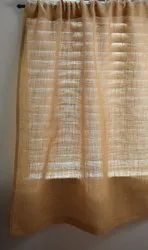 Natural Jute Curtain, For Home