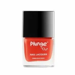 O3  Plunge Nail Paint Polish Lacquer Colour (Wonderland Red)