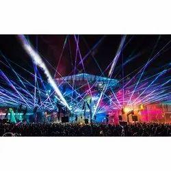 Dj Laser Light Show Services
