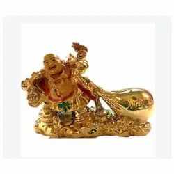 Kesar Zems Feng Shui Laughing Buddha for Home Decor Wealth and Goodluck