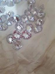 American Diamond White Round