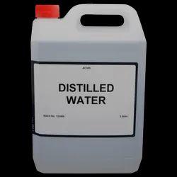 5 Liter Distilled Water