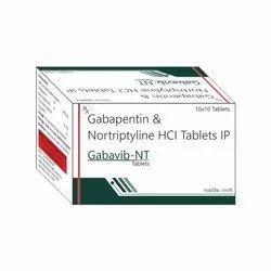 Gabapentin Nortriptyline