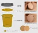 Round Paper Container