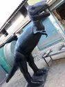 Natural Frp Dinosaur Statue, For Exterior Decor, Interior Decor