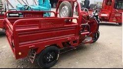 Battery Operated E Rickshaw Loader