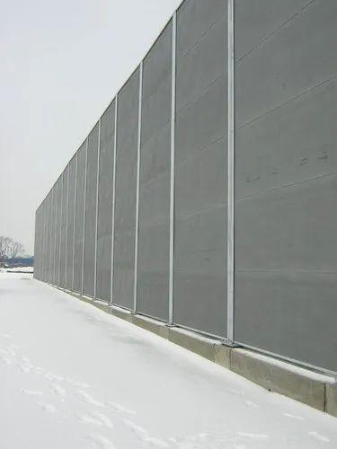 Mono Absorptive noise barriers