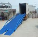Movable Hydraulic Portable Trailer Ramp Warehouse Container Yard Lifting Ramp