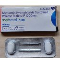 Metsmall 1000 Metformin Hydrochloride Sustained Release Tablets Ip