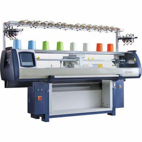 Sweater Flat Knitting Machine