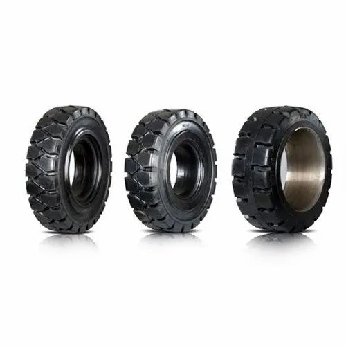 Forklift Tyres - Fork Lift Solid Tyres Authorized Retail Dealer from  Coimbatore