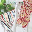 Organic Baby Printed Blankets