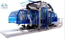 Chirag Semi Automatic Fly Ash Brick Making Machine