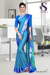 Sarees For Uniform