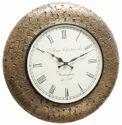 Coin Wall Clock