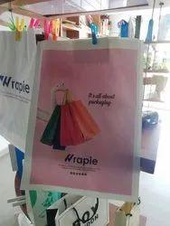 Folding Paper Shopping Carry Bag