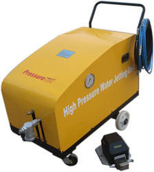 Hydro Jetting Machine PressureJet