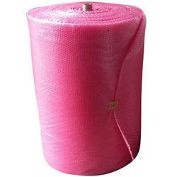 rudra priya Pink Air Bubble Roll, Pack Size: 2mm-25mm