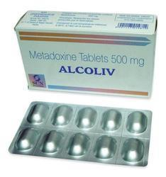 Alcoliv Metadoxine Tablets 500 mg