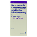 Daratumumab Concentrate For Solution Infusion
