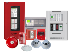 Fire Alarm System AMC, Brand / Model: Honeywell, Ravel