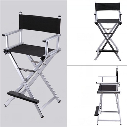 Heart Makeup Artist Director Chair