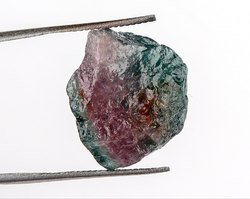 20 Cts Watermelon Tourmaline Raw Crystal Gemstone Rough