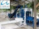Chirag High Pressure Paver Block Machine