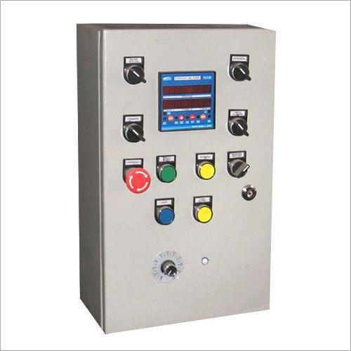 Electric Three Phase Control Panel, Usage: Generator, PLC Automation