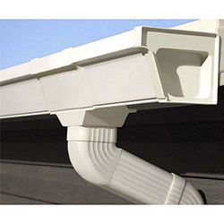 PVC Square Gutter System