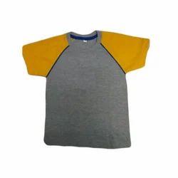 Cotton Boy Kids Sports T-Shirt