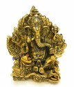 Gold Plated Gajanand