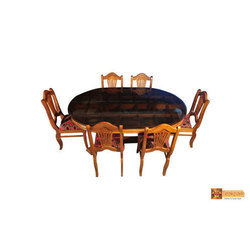 Wooden Dining Table In Thrissur Kerala Get Latest Price