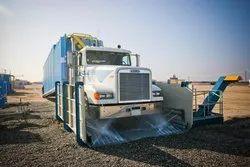 FRUTIGER 10 Hp Truck Wheel Wash, For Construction & Mines, Model Name/Number: Kit Series