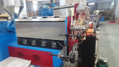 Semi-Automatic Electric Cable Making Machine